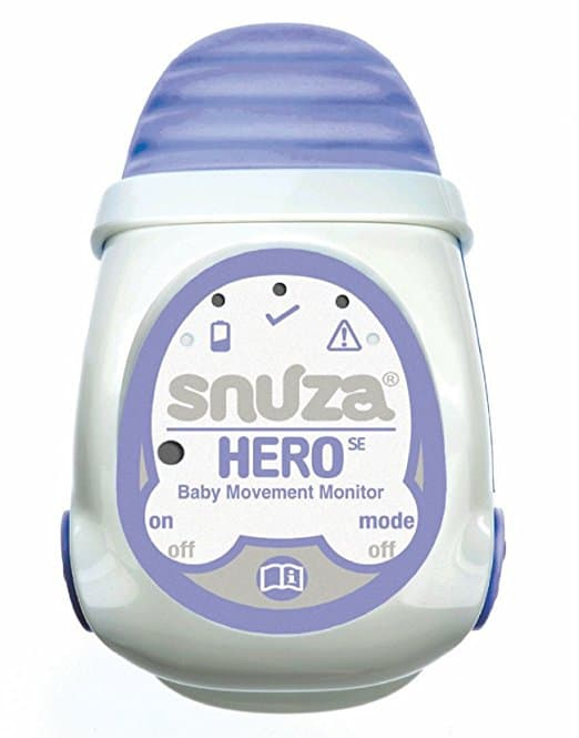 Snuza Hero Baby Movement Monitor