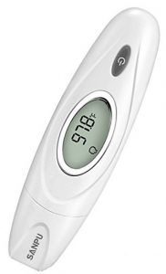 SANPU Ear and Forehead Thermometer