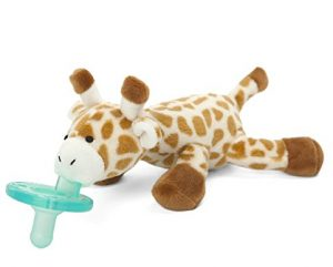 WubbaNub Infant Pacifier - Giraffe