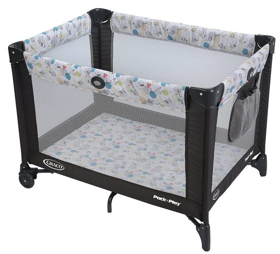 Graco Pack n' Play Playard With Folding Feet