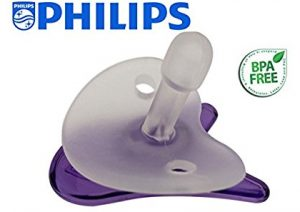 Wee Thumbie - Philips Purple Preemie Pacifier