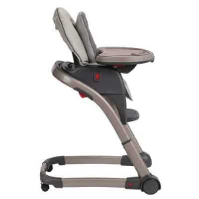Graco Blossom High Chair - side
