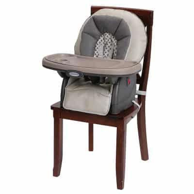 Graco Blossom High Chair - upper part