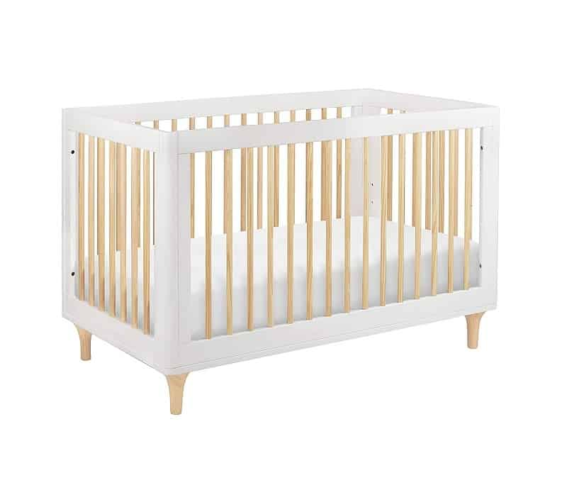 bassinet vs crib vs cradle - Convertible Crib