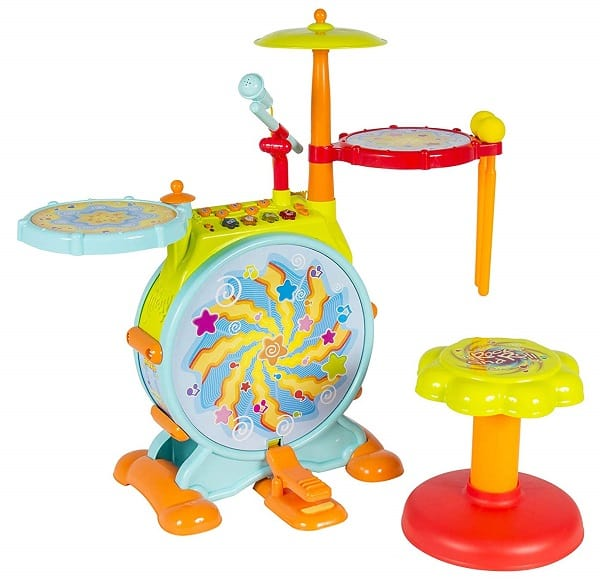 Best Toys for 3-Year-Olds, the lot dallas, drums