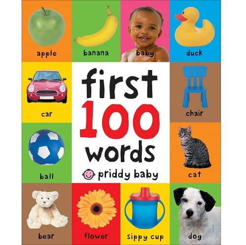 Best Toys for 1 Year Old, the lot dallas, First-100-Words