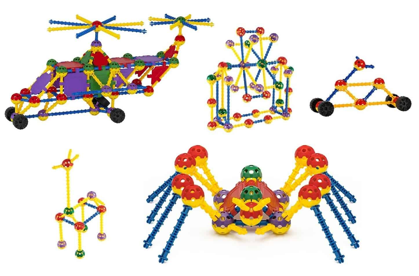 Best Toys for 3-Year-Olds, the lot dallas, IQ-BUILDER-STEM-Learning-Toys