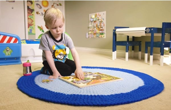 Best Toys for 3-Year-Olds, the lot dallas, Melissa & Doug Wooden Jigsaw Puzzle boy
