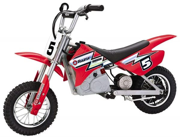 best dirt bikes for kids Razor MX350