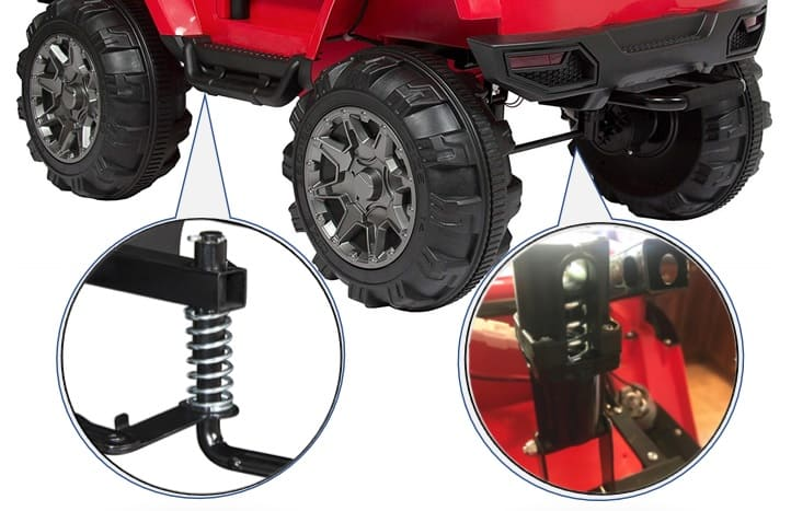 sping suspension system