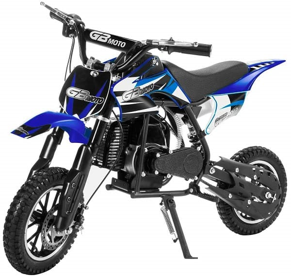 best dirt bikes for kids XtremepowerUS 49CC