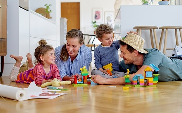 Best Toys for 3-Year-Olds, the lot dallas, family playing toys
