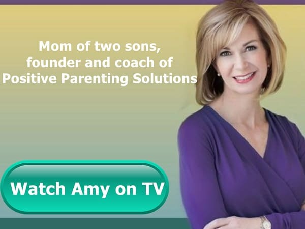 Amy on TV Positive Parenting Solutions