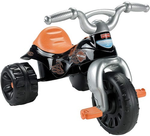 Best Toys for 3-Year-Olds, the lot dallas, Fisher-Price Tough Trike