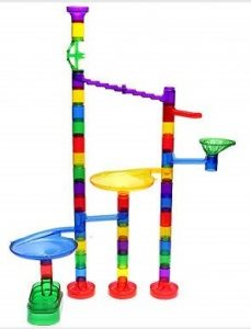 Best Toys for 3-Year-Olds, the lot dallas, Marble-Run-Track-Toy-Set-level-2