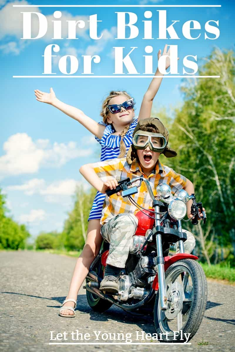 Best Dirt Bikes for Kids share