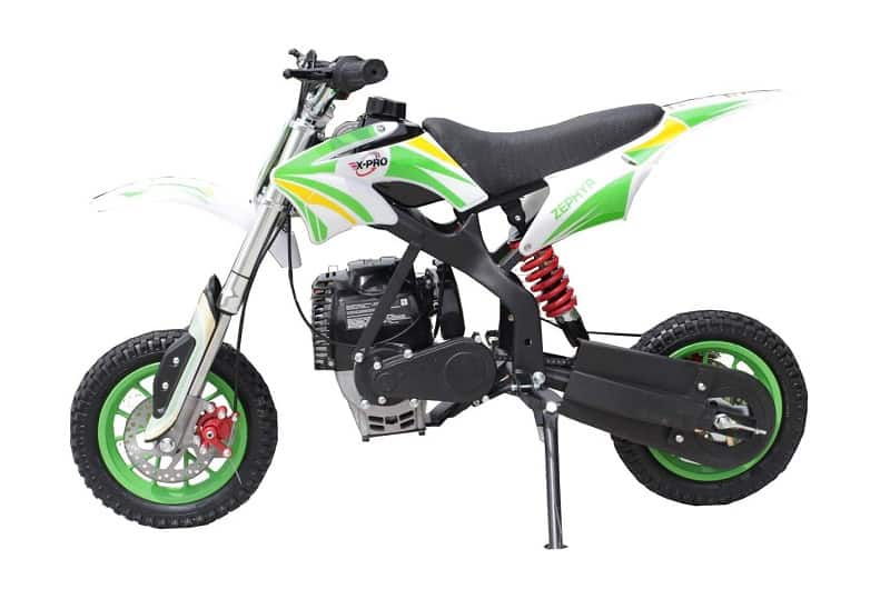 best dirt bikes for kids x-pro suspension