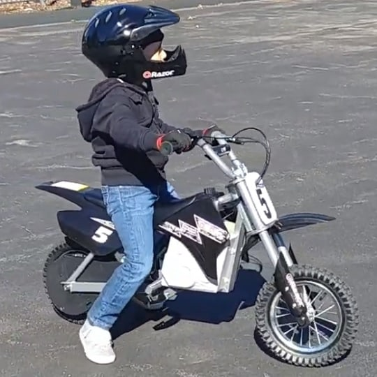 best dirt bikes 5-years-old