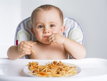 Finger Foods for Babies Aged 6 to 12 months