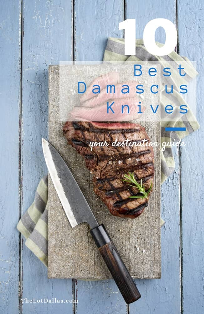Best Damascus Chef Knife 10