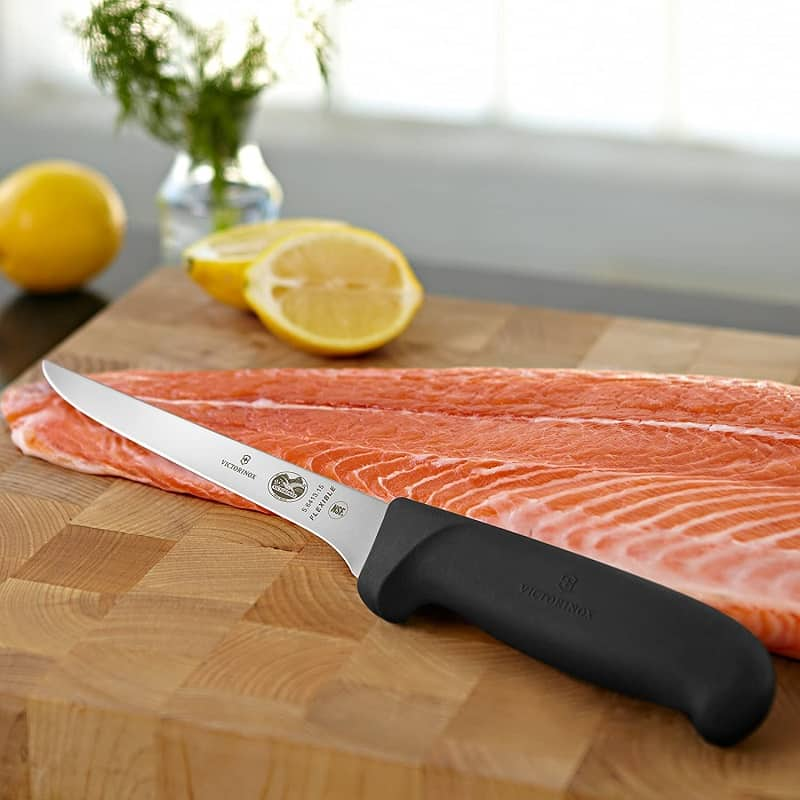Best Knife For Cutting Meat, the lot dallas, Victorinox
