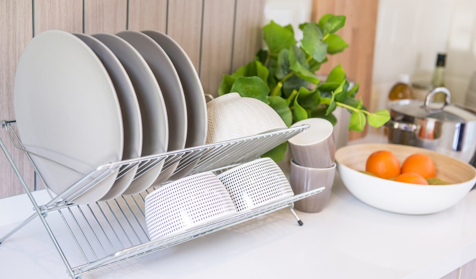 Best Over Sink Dish Rack