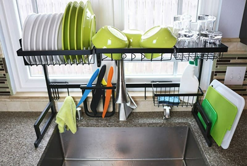 Best Over Sink Dish Rack ADBIU