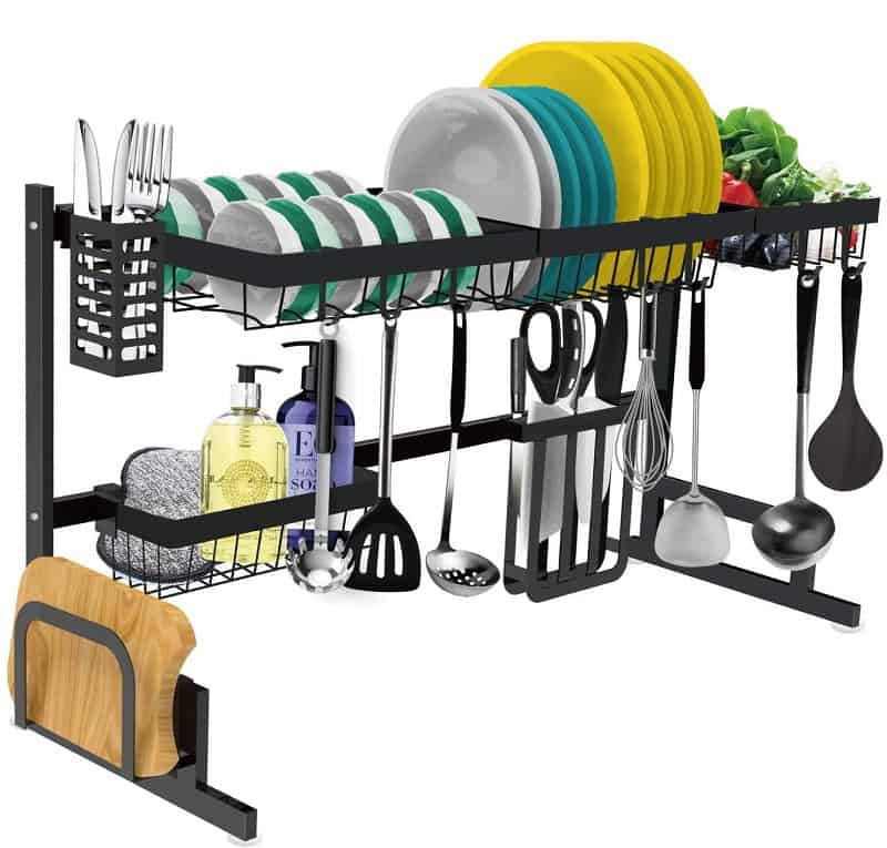 Best Over Sink Dish Rack Tsmine