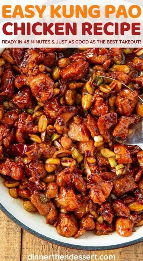 Foods That Start With K, Kung Pao Chicken, the lot dallas