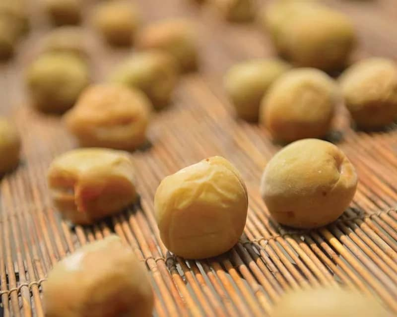 Foods That Start With U, umeboshi, the lot dallas