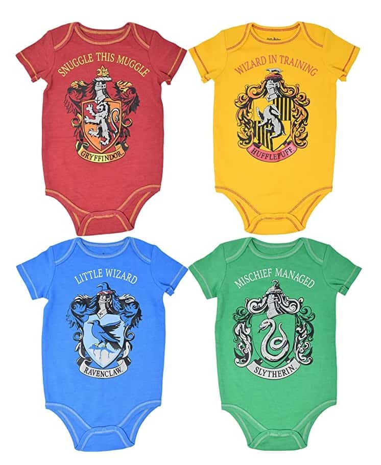 Harry Potter Baby Clothes, 4, the lot dallas
