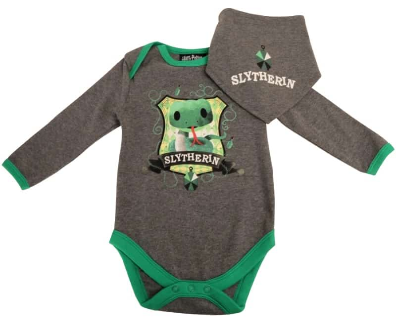 Harry Potter Baby Clothes, Slytherin, the lot dallas