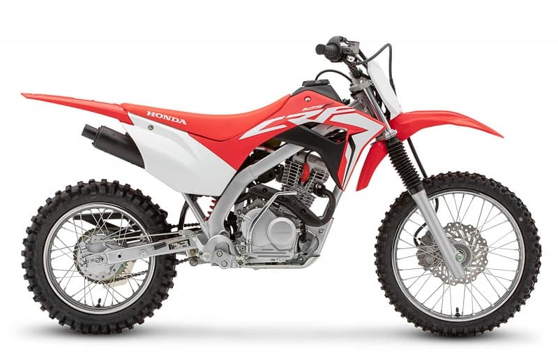 Best 125cc Dirt Bike, the lot dallas, Honda CRF125F