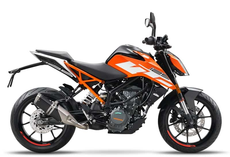 Best 125cc Dirt Bike, the lot dallas, KTM 125 Duke