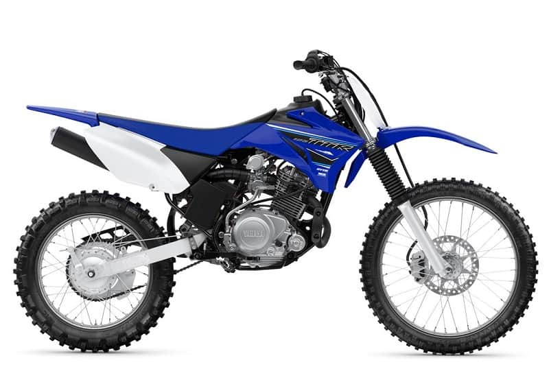 Best 125cc Dirt Bike, the lot dallas, Yamaha TT-R125LE