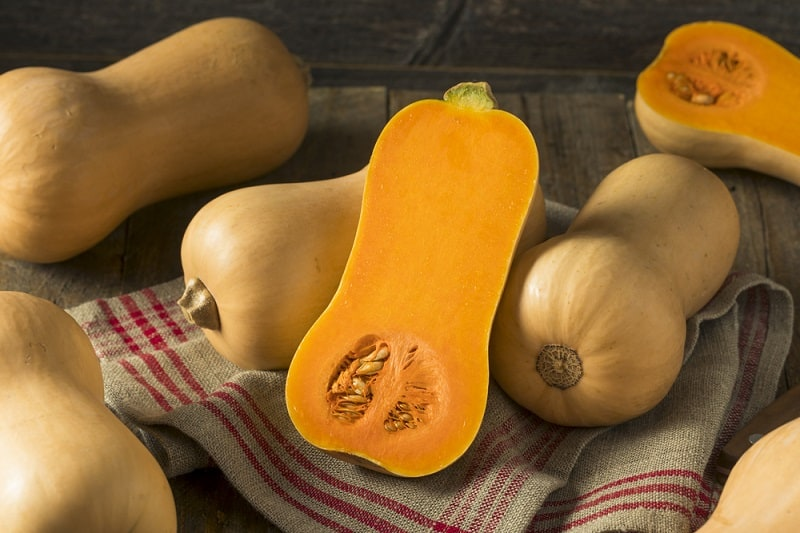 Food that Starts with B, the lot dallas, Butternut Squash