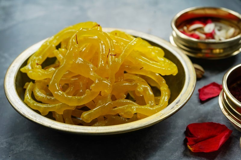 foods that start with j, the lot dallas, jalebi